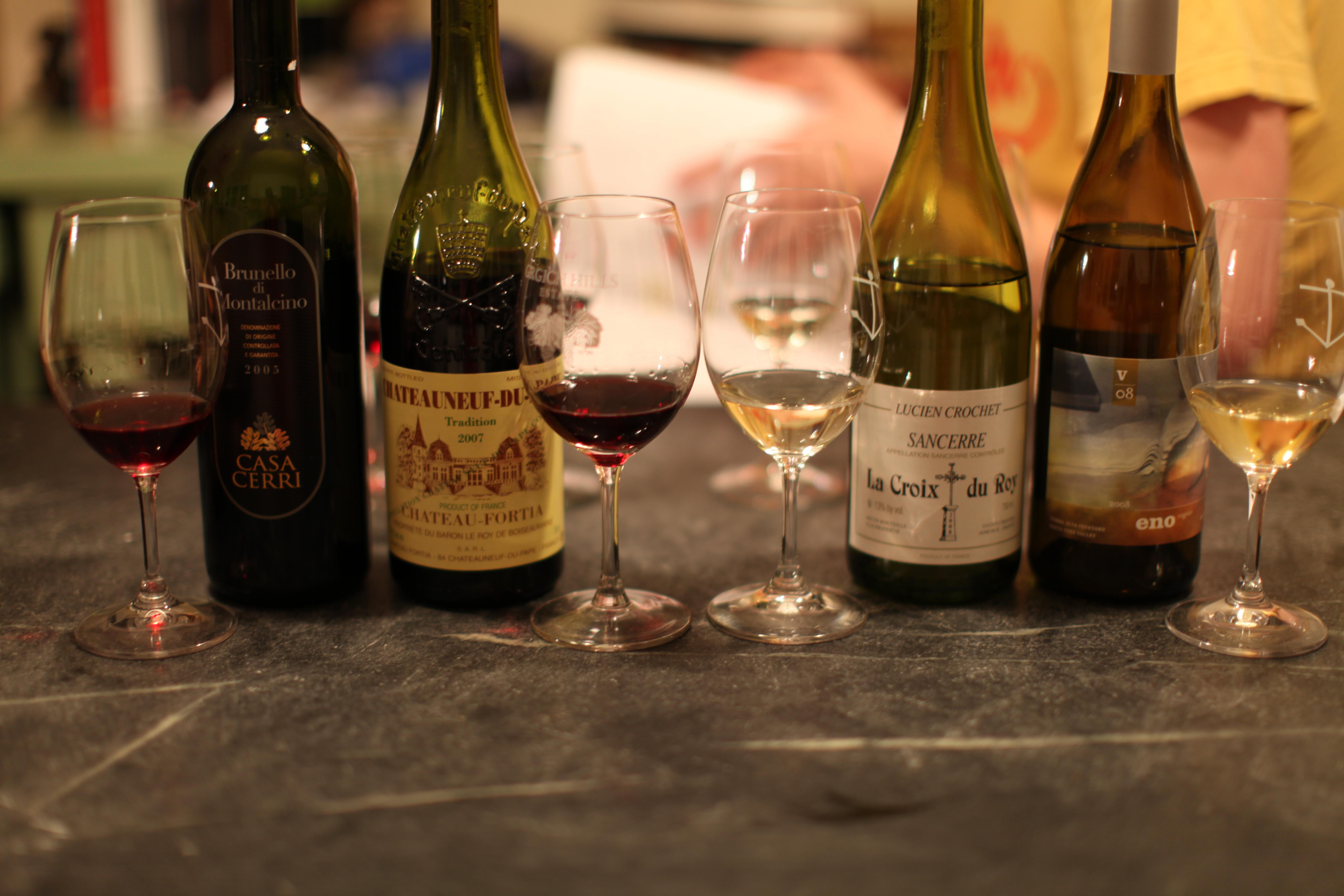 wine tasting | 52 To Do